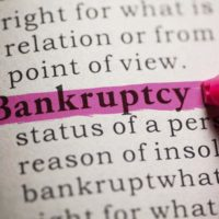 Bankruptcy-Terms