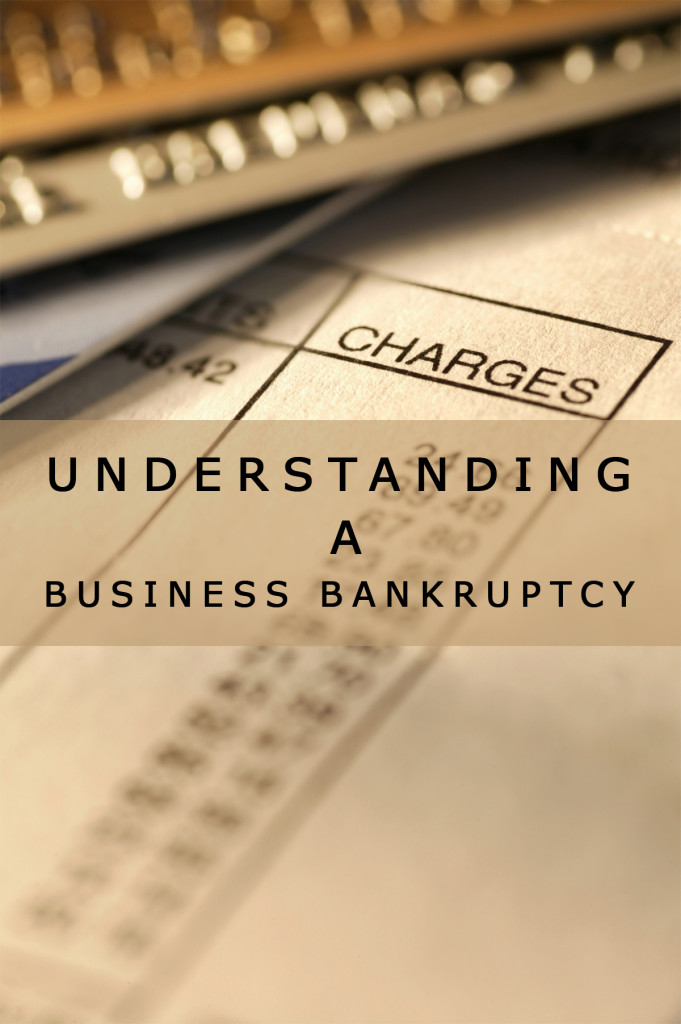 business bankruptcy