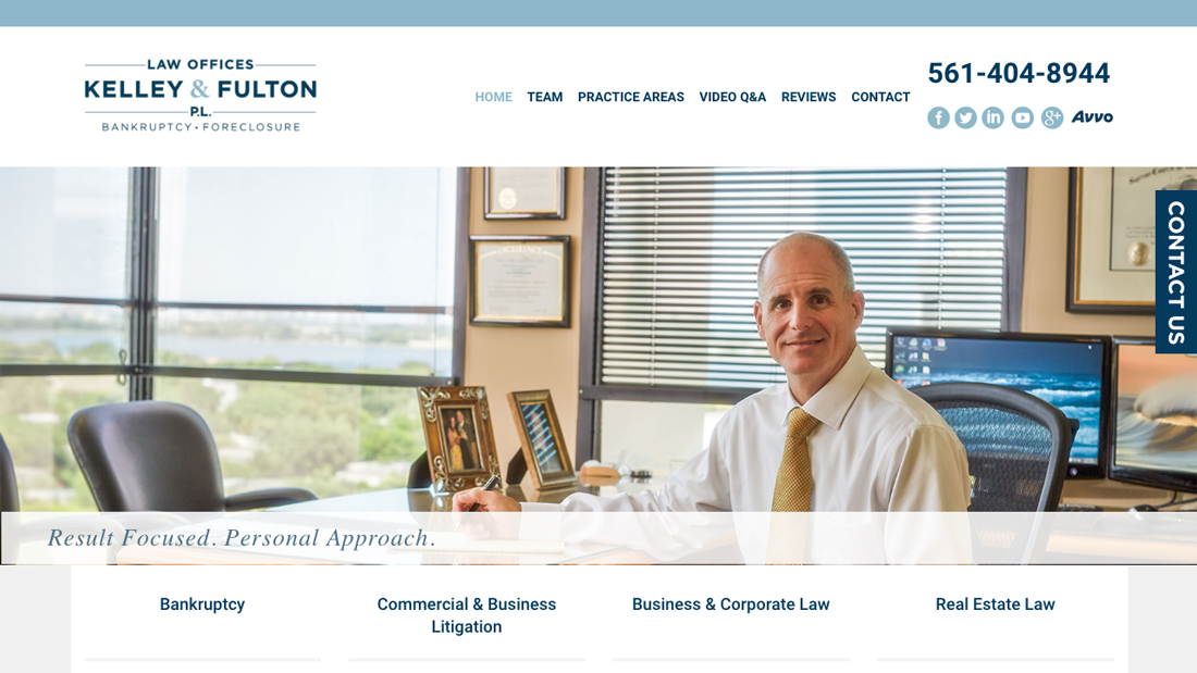 West Palm Beach bankruptcy attorney